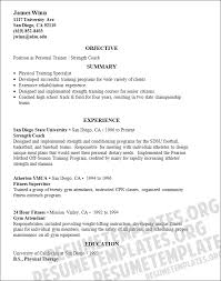Resumes For Senior Citizens Personal Trainer Sle Resume 28 Images Trainer Resume Sales