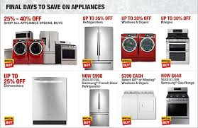 refrigerators home depot black friday the appliance order an eclectic mind