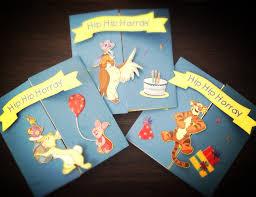 winnie the pooh hip hip hooray birthday invitation party ideas