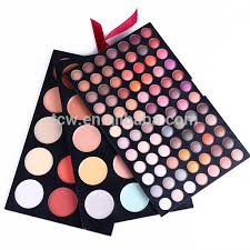 bridal makeup set wholesale factory cosmetics 114 color bridal makeup kit box buy
