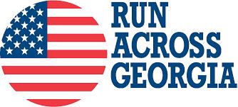 Georgia Flag Run Across Georgia