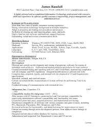 Sample Resume For Quality Assurance best solutions of sample resume quality assurance for your format