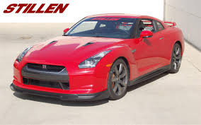 nissan gtr body kit stillen nissan gt r r35 body components released stillen garage