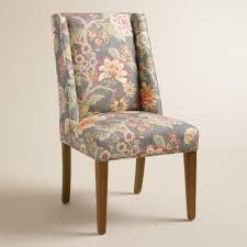 lovely fabric for dining room chairs home design ideas