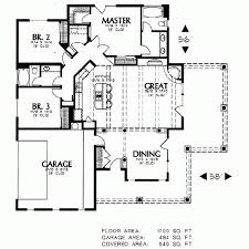 wrap around porch floor plans simple house plans 4 bedrooms four square with attached garage