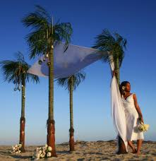 wedding arches rental miami arc de tropical wedding canopy rentals bamboo chuppah arch