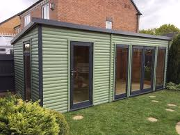 Office Garden Shed 20ft By 9ft Garden Room Home Office Summer House Work Shop Annex