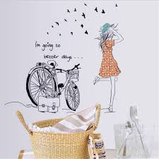 Korean Wallpaper Home Decor Online Buy Wholesale Korea Wall Decoration Sticker From China
