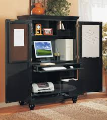 Sauder Edge Water Computer Armoire by Furniture Attractive Computer Armoire Furniture Design Collection