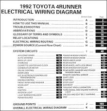 91 toyota pickup wiring diagram wiring diagram and schematic