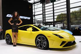 Lamborghini Gallardo Old - 2013 lamborghini gallardo gets a new smile and restyled rear