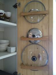 kitchen cabinet door organizer kitchen pot lid organizer cabinet door lid rack ikea lid rack