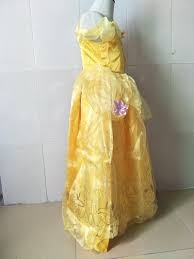 belle halloween costume kids aliexpress com buy fashion halloween cosplay costume kids midi