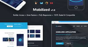 mobilized responsive email online template builder themelock