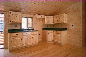 pine kitchen furniture unfinished knotty pine kitchen cabinets roselawnlutheran
