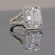 diamond rings zirconia images Cubic zirconia wedding rings that look real thepursuitof co jpg