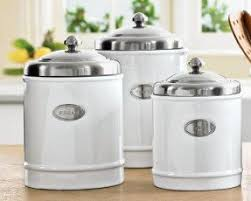 kitchen canisters stainless steel metal kitchen canisters foter
