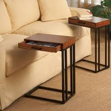 getting benefit from metal tv tray tables at home