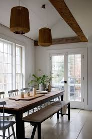 wonderful dining room sets with bench white rounded table white