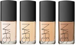 nars sheer glow foundation makeup mugeek vidalondon