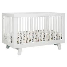 Babyletto Hudson 3 In 1 Convertible Crib Babyletto Hudson 3 In 1 Convertible Crib In White Buybuy Baby