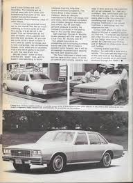 vintage review 1977 chevrolet caprice u2013 downsized by design