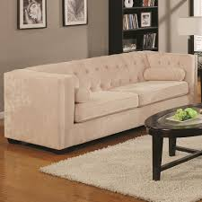 sofas awesome brown leather tufted sofa sleeper sofa leather