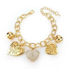 crystal heart charm bracelet images Crystal heart charm bracelet pandoras box inc jpg