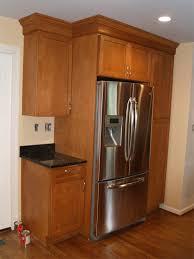 refrigerator kitchen cabinets bjyoho com refrigerator kitchen cabinets decorations ideas inspiring gallery at refrigerator kitchen cabinets interior design ideas