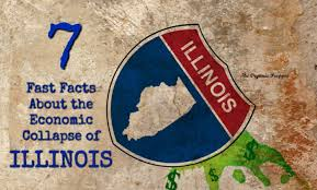 7 fast facts about the economic collapse of illinois