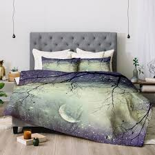 shannon clark diamonds in the sky comforter deny designs