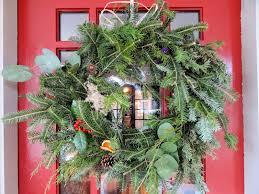 diy outdoor christmas decorations ideas wreath idolza