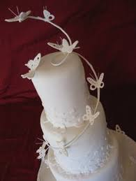 butterfly wedding cake i love my wedding pinterest