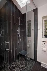 How To Tile A Bathroom Shower Wall Bathroom Black And White Tile Bathroom Paint Ideas Tiles