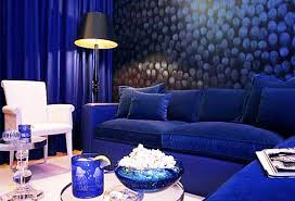 Sapphire Blue Room Colors Deep Blue Color Combinations For Room - Blue color bedroom ideas