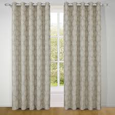 Terracotta Curtains Ready Made by Venice Natural Ready Made Eyelet Curtains Harry Corry Limited