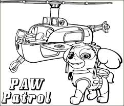 coloring pages paw patrol coloring pages kids paw