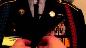 jrotc army uniform guide my jrotc uniform and update 3 4 13 youtube