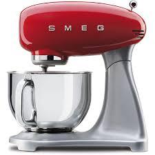 stand mixers smf01rdus smeg us smf01rdus