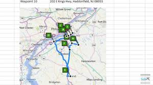 Maps Route by Route Optimization Using Bing Maps In Excel Youtube