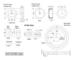 unimat 3 fine feed belt looper machines