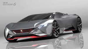 peugeot cars 2015 peugeot vision gran turismo future cars