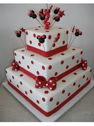 Red Minnie Mouse Cake Decorations Best 25 Minnie Mouse Cake Decorations Ideas On Pinterest Minnie