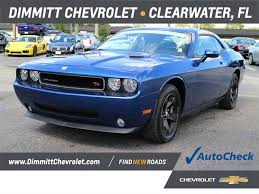 Cars For Sale In New Port Richey Fl Used Dodge Challenger For Sale In New Port Richey Fl Edmunds