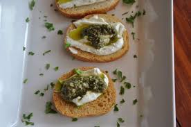 goats cheese canape recipes goat cheese canapes restaurant recipes popular restaurant