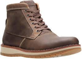clarks men u0027s varby top free shipping u0026 free returns men u0027s boots