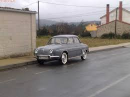 1960 renault dauphine renault dauphine related images start 250 weili automotive network