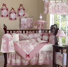 Swinging Crib Bedding Toile Baby Bedding 9 Pc Crib Set Only 149 99