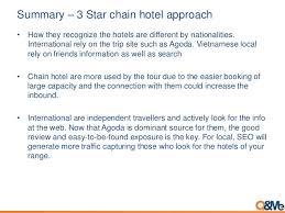 agoda vietnam 3 start hotel demand in vietnam