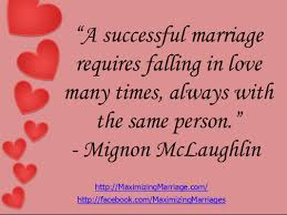 Love And Family Quotes by Marriage On Success In Marriage Part 2 Maximizingmarriage